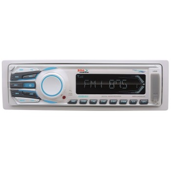 Radio USB con Bluetooth BOSS MARINE - 200W