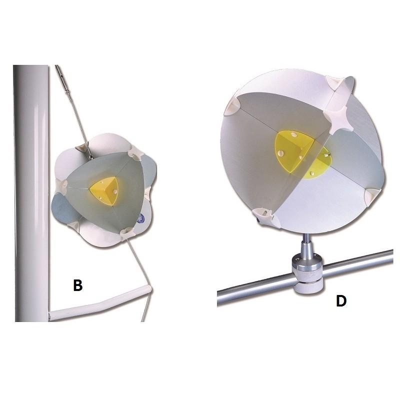 Accessori per riflettore radar «Navy Star»