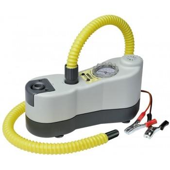 Gonfiatore elettrico BP 12 con manometro - 12V