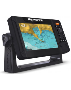 "Raymarine ELEMENT S 9"" con trasduttore da poppa High Chirp"